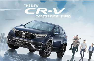 Honda CR-V Terbaru Meluncur di Filipina, Ini Spesifikasi Lengkapnya