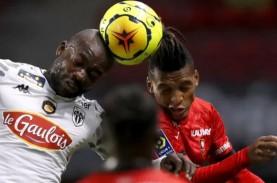 Hasil Liga Prancis : Rennais Akhirnya Kalah, Gagal…