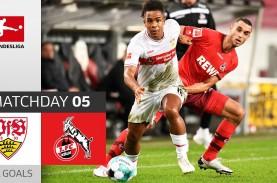Hasil Bundesliga : Stuttgart Diimbangi Koln Skor 1–1