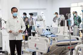 Jokowi Beri Penghormatan Setinggi-tingginya untuk Para Dokter