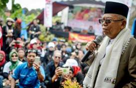 Wapres Ma'ruf Amin Bicara Dampak Merger Tiga Bank Syariah BUMN