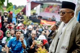 Wapres Ma'ruf Amin Bicara Dampak Merger Tiga Bank…