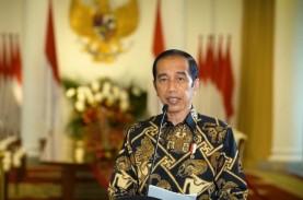 Jokowi: Pandemi Covid-19 Jadi Momentum Reformasi Sistem…