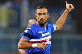 Sampdoria Raih Kemenangan Ketiga Beruntun, Naik ke…