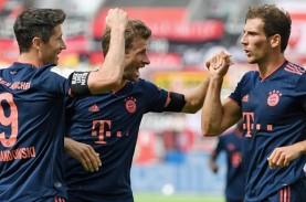 Hasil Bundesliga, Bayern Munchen & Leipzig Angkut…