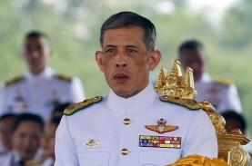 Viral, Video Raja Thailand Beri Ucapan Terima Kasih…