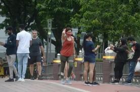 Rekor, Malaysia Laporkan Lonjakan 1.228 Kasus Baru…