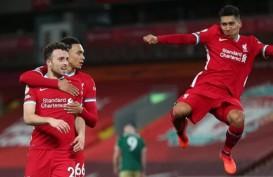 Hasil Liga Inggris : Liverpool 3 Poin, MU vs Chelsea 0–0