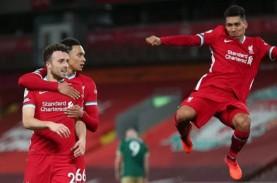Hasil Liga Inggris : Liverpool 3 Poin, MU vs Chelsea…