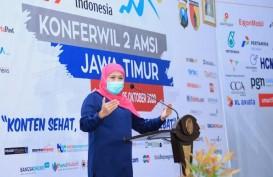 Gubernur Jatim Buka Konferwil AMSI: Konten dan Industri Sehat Satu Kesatuan