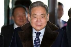 Bos Samsung Lee Kun-hee Meninggal Dunia di Usia 78…