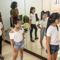 Sekolah Model Look Academy Mulai Menggelar Kelas Kembali