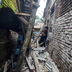 Gempa Berkekuatan 5,9 Skala Richter Guncang Jawa Barat