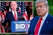 10 Hari Jelang Pilpres, Trump dan Biden Kampanye Gencar-Gencaran