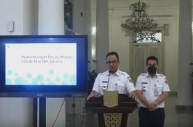Anies Perpanjang PSBB Transisi DKI Jakarta hingga 8 November 2020