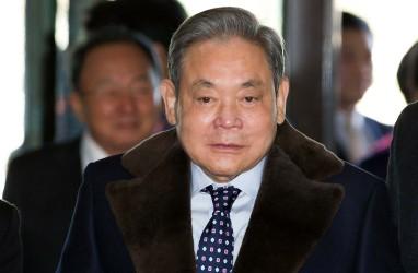 Mengenang Lee Kun-hee, Sosok yang Menyulap Samsung jadi Raksasa Elektronik Dunia