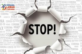 Stop Hoaks Covid-19! Kenali Perbedaannya Sebelum Menyebarkannya