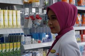 Kimia Farma: Penurunan Impor Bahan Baku Obat Adalah…