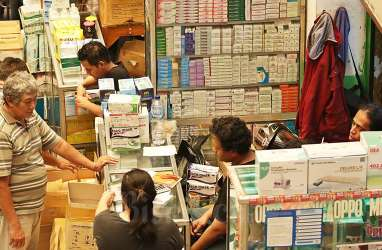 GPFI: Pengurangan Impor Bahan Baku Obat Butuh Waktu