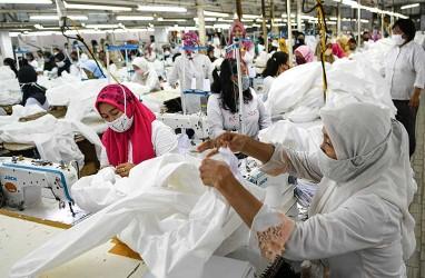 Industri Berorientasi Ekspor Kurang Bertenaga Selama Pandemi