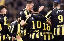 Hasil Liga Belanda, Vitesse Beri PSV Eindhoven Kekalahan Pertama