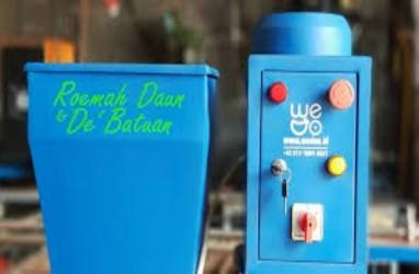 Anak Muda Ini Ciptakan Mesin yang Bisa Ubah Sampah Jadi Bernilai