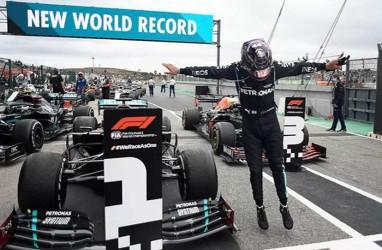 F1 : Juara di Portimao, Hamilton Lewati Rekor Schumacher