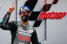 Tanpa Rossi, Morbidelli Terdepan di MotoGP Teruel