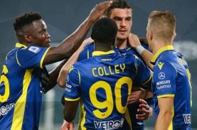 Hasil Liga Italia : Hasil Tak Elok Juventus Berlanjut,…