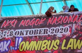 KSPI Bakal Demo Besar Tolak UU Cipta Kerja pada 2 November