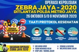 Awas, Selain Tilang Lalin, Operasi Zebra Jaya juga…
