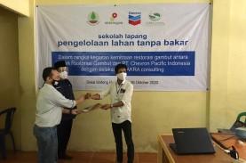Kerja Sama PT CPI - BRG: Latih 10 Desa untuk Kelola…