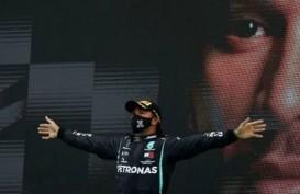 Pecahkan Rekor Schumacher, Hamilton Mengaku Masih Bermimpi