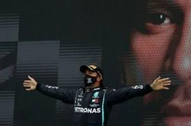 Pecahkan Rekor Schumacher, Hamilton Mengaku Masih…