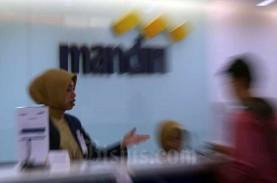 Ada Corona, Kredit Bank Mandiri (BMRI) Tumbuh 3,79…