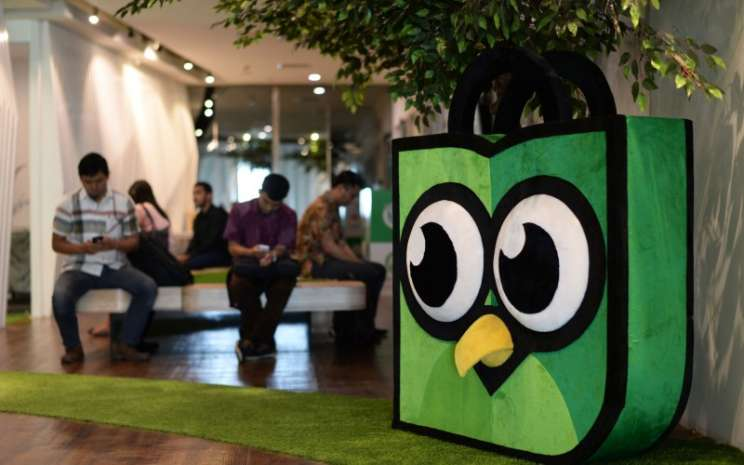 Tokopedia. - Bloomberg