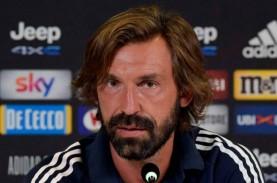 Pirlo : Juventus Jangan Menunggu Ditampar untuk Bangkit
