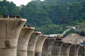 DPR Minta BUMN Kawal Target Proyek Kereta Cepat Jakarta-Bandung
