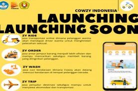 Cowzy, Aplikasi Ojol Antipelecahan Seksual Made in…