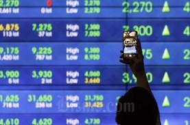 Saham Bank Mandiri (BMRI) Diborong Asing, IHSG Ditutup…