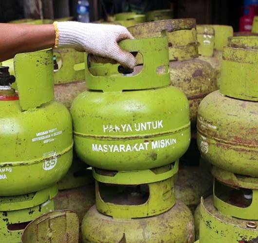 PT Pertamina (Persero) Perkirakan Kebutuhan Elpiji 3 kilogram Naik Menjadi 7,50 Juta Metrik Ton Pada 2021