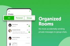 5 Terpopuler Teknologi, Menjajal Hi App Aplikasi Pesan…