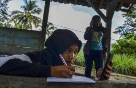 P2G: Sekolah di 19 Provinsi Belum Terima Bantuan Kuota Internet