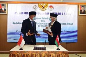 Yayasan Sahid Jaya Kerja Sama Dengan Kedutaan Besar Indonesia Untuk Oman