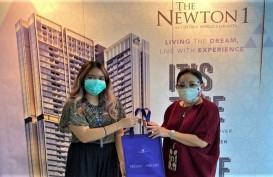 Serah Terima Unit Apartemen The Newton 1 Ikuti Protokoler Kesehatan