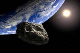 Asteroid 2020 UF3 Berjarak Sangat Dekat dengan Bumi,…