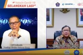 Menristek: Tak Ada Alasan Indonesia Tak Mandiri Vaksin…
