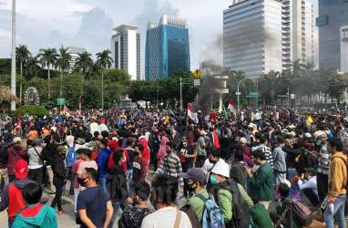 Demo Tolak Omnibus Law 28 Oktober, FKPPI DKI: Waspada Penularan Covid-19