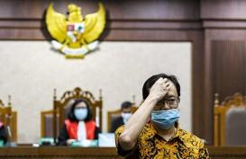 Sidang Kasus Jiwasraya: Benny Tjokro Dihukum Penjara Seumur Hidup