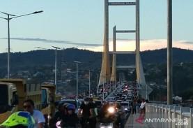 Ada Persiapan Rekayasa Lalin, Jembatan Kendari Ditutup…